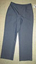 ❤️ Style & Co. Womens Dress Denim-Look Melange Stretch Pants sz 6 VIENNA
