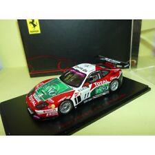 Ferrari F575 GTC N°11 24h de Spa 2004 Spark Red Line Rl035 1 43 2ème