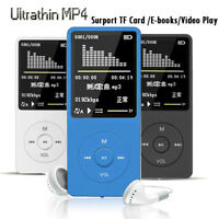 Fashion Sport Playback MP3 MP4 Lossless Sound Music Player FM Recorder TF Card