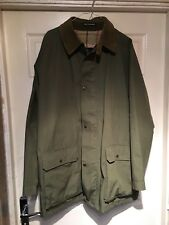"retro grenfell coat gore-tex size 42""/107 CM"