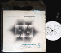 "TOSHI ICHIYANAGI Moving Pulse 7"" w/OUTER CLEAR BAG japan electronic experimenal"