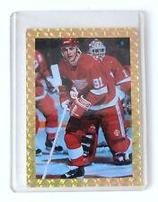 LIMITED EDITION Gold Trimmed Sergei Federov Hockey Card (Serial #3592 of 15,000)