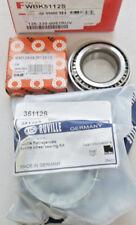 Front Wheel Bearing Kit - 126 330 00 51 - Mercedes 300SE/420SEL/560SEC, 85-91