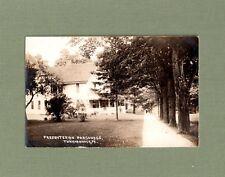 Postcard Tunkhannock PA Presbyterian Parsonage RP  Wyoming County