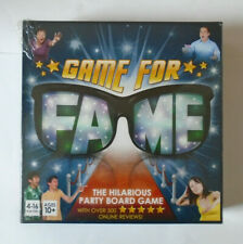 GAME FOR FAME BOARD GAME - NEW & SEALED
