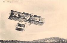 CPA aviation aeroplane paulhan