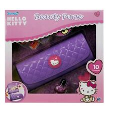 New Hello Kitty Glam Beauty purse - kids Nail and Make Up Gift Set  - Ideal Gift
