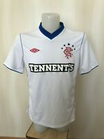 Glasgow Rangers 2012/2013 Away Size M Umbro soccer shirt jersey football maillot
