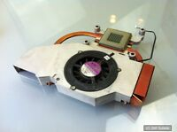 AMILO 1840D Ersatzteil: Heatsink Cooler Fan 40-UD7710-00 mit Intel 3.06 GHz CPU
