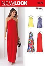 Nuevo aspecto patrón de costura se pierde' fácil Vestido En 2 Tamaños. Talle 6 - 18 6372