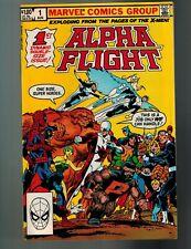 Alpha Flight #1 + X-Force #1 + New Mutants #1 + X-Factor #1 CGC ALL 1st Print I4