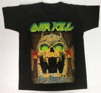 OVERKILL Years Of DecayReprinted Unisex Short Sleeve T-Shirt S-23XL AA1861