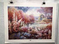 "Elizabeth Horning ""Dusk of Dreams"" Lithograph Art Print 22"" x 28"""