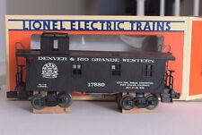 Lionel 1990 Denver and Rio Grande Caboose LCCA Convention Car 6-17880