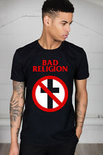 Official Bad Religion Cross Buster Unisex T-Shirt Licensed Merch Recipe for Hate