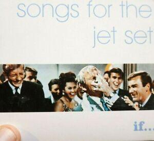 Songs For The Jet Set  - CD, VG