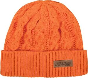 FXR ROGUE SNOWMOBILE SKI COLD WEATHER  KNIT BEANIE CAP HAT- ONE SIZE - NEW