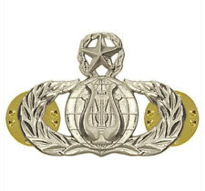 Vanguard AIR FORCE BADGE: BAND: MASTER - REGULATION SIZE