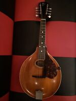 VINTAGE! Beautiful 1907-1917 Gibson A Style 8 String Mandolin W/Case.