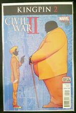 KINGPIN #2 Civil War II (MARVEL 2016 Comics) NM