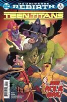 Teen Titans #5 (Vol 6)