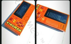 Kingman  By TANDY Early 80s Handheld Vintage Game Good Working Condition