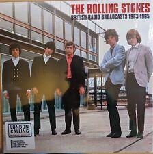 THE ROLLING STONES BRITISH RADIO BROADCAST 1963-65 LIMITED 180g VINYL LP NEW