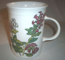 Hammersley Bone China Mug: Purple Phlox Flowers: EXC: NR