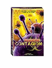 Pandemic Contagion [Board Game, Z-Man Games, Asmodee, Asterion Press] NEW