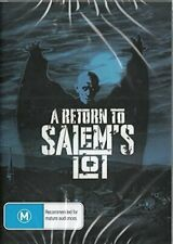 A Return to Salem's Lot (1987) Larry Cohen | New | Sealed | Region free DVD