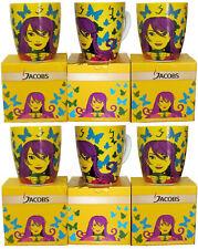 Jacobs Ritzenhoff * 10 Porzellan*Kaffeebecher Service*13.Edition 2015 **NEU*OVP*