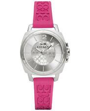 COACH Boyfriend Purple Women's Wrist Watch