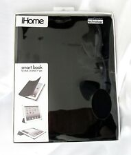 iHome Smart Book Cover New in Box for ipad 2, ipad 3rd gen, Black Only