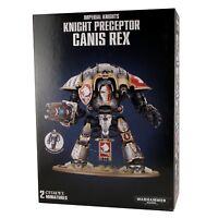 Adeptus Mechanicus Imperial Knight Preceptor Canis Rex Warhammer 40K 11715