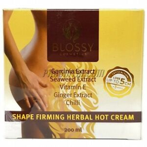 Herb Hot Chilli Cream Shape Slimming Burning Fat Lost Weight Cellulite Firming