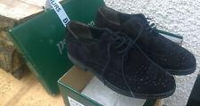 Paul Green black suede brogues BNIB size 4.5 women's RRP £139