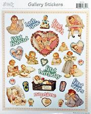 Baby's First Victorian Sticker Sheet