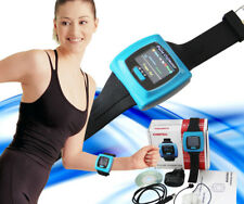 Finger Tip Pulse Oximeter Blood Oxygen Saturation Spo2 PR Monitor Case FDA CE