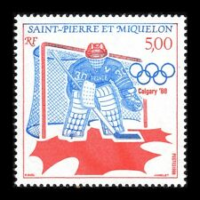 SP&M 1988 - Winter Olympic Games Calgary 88 Sports - Sc 508 MNH