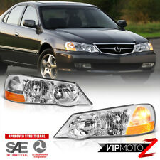 2002 2003 Acura TL Type-S [FACTORY XENON MODEL] Front LEFT RIGHT Headlights SET