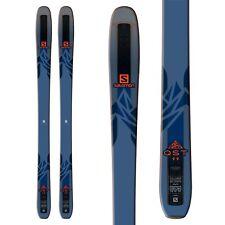 New 2018 Salomon Qst 99 Alpine Freeride Downhill Skis 188cm