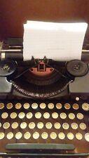 """1930s Vintage """"Royal"""" Portable Typewritter"""