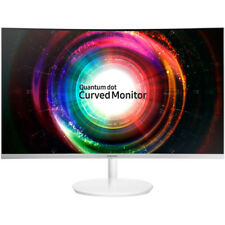 """Samsung LC32H711QE 31.5"""" 16:9 Curved LCD Monitor - C32H711QEN"""