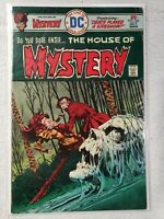 House Of Mystery #236; Berni Wrightson Cover, Steve Ditko & Neal Adams Art