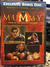 The Mummy - Tomb of the Dragon Emperor Exclusive Bonus Disc - New sealed!