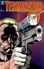 THE TERMINATOR # 3 - COMIC - 1990 - 9