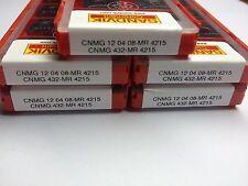 CNMG 432-MR 4215 SANDVIK CARBIDE INSERT