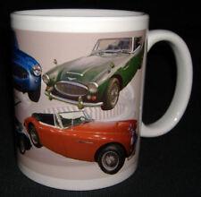 AUSTIN HEALEY 3000 CLASSIC CAR MUG. LIMITED EDITION MK3