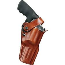 Galco Dual Action Outdoorsman Holster for S&W N-Frame, 6-inch, Tan RH