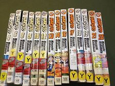 Naruto Manga  Lot 14 volumes English Language Shonen Jump 4,6,8-10,12-14,16-19 +